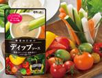 野菜のためのディップソース